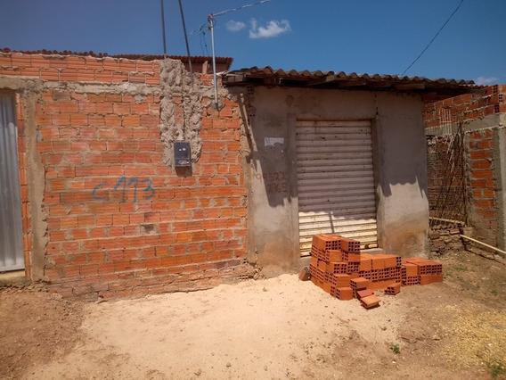 Terreno C/ Casa No Bairro Pedro Balzi