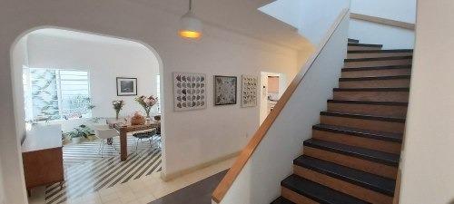 Espectacular Casa Estilo Art Decó En La Roma Sur Una Joya!