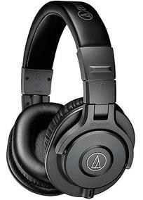 Audio Technica Ath M40x Fone Ouvido Studio Dj