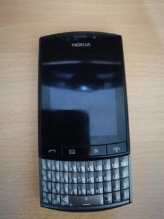 Teléfono Celular Nokia Asha 303 Con Teclado Qwerty