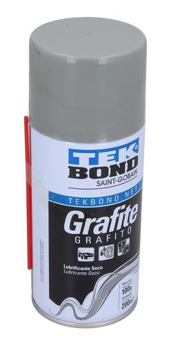 Grafito Seco Aerosol Tek Bond Spray  200ml