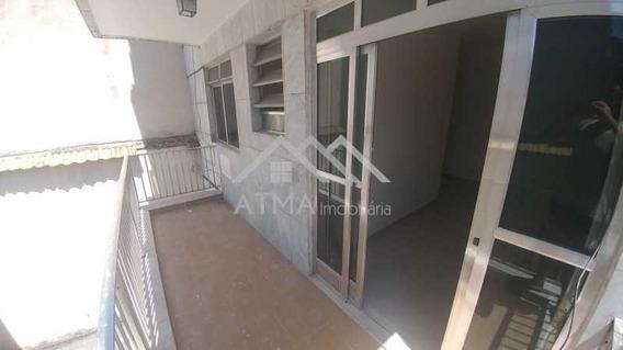 Apartamento-à Venda-braz De Pina-rio De Janeiro - Vpap10037