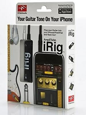 Interface De Áudio Para Lives No Celular Irig Adaptador