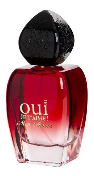 Oui Je Taime Mon Amour Linn Young Perfume Feminino - Eau De Parfum 100ml