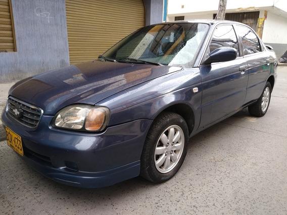 Chevrolet Esteem Gls 1.300 A..a Spe.