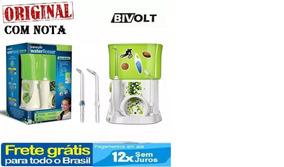 Irrigador Oral Waterpik Wp-260 Kids Bi-volt Para Crianças