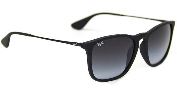 Óculos De Sol Ray Ban Chris 4187 Feminino
