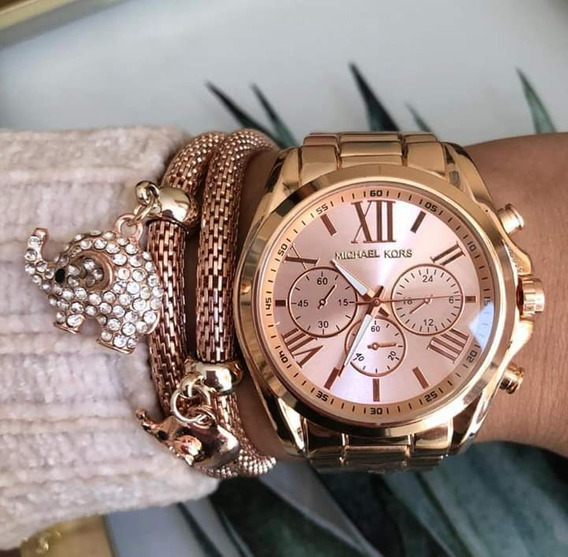 Relógio Feminino Luxo Barato