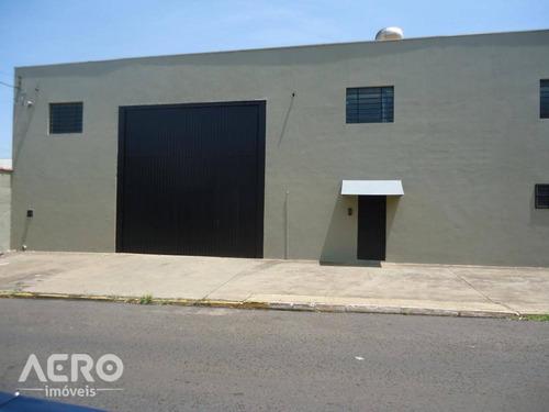 Barracão Comercial - Ba0164