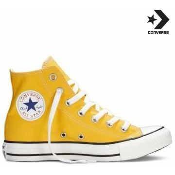 Botitas Converse All Star Unisex Amarillas 100 % Originales