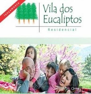 Terreno Residencial À Venda, Residencial Vila Dos Eucaliptos - Salto/sp - Li2430