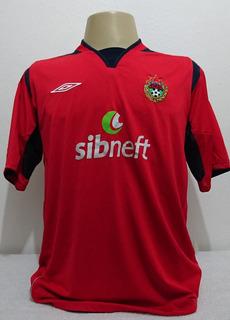 Camisa Cska Moscou Russia Vermelha Umbro Novinha