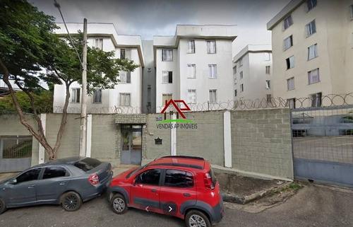 Apartamento De 03 Quartos No Vila Cloris - 2389