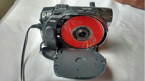Filmadora Sony Dcr-dvd304e Digital Vídeo Câmera Recorde 7.2v