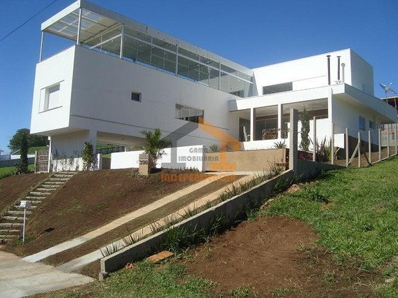 Casa Residencial À Venda, Condomínio Villagio Paradiso, Itatiba. - Ca0453