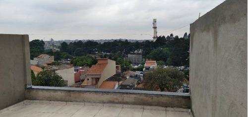 Cobertura Com 2 Dormitórios À Venda, 100 M² Por R$ 290.000,00 - Jardim Ana Maria - Santo André/sp - Co4670