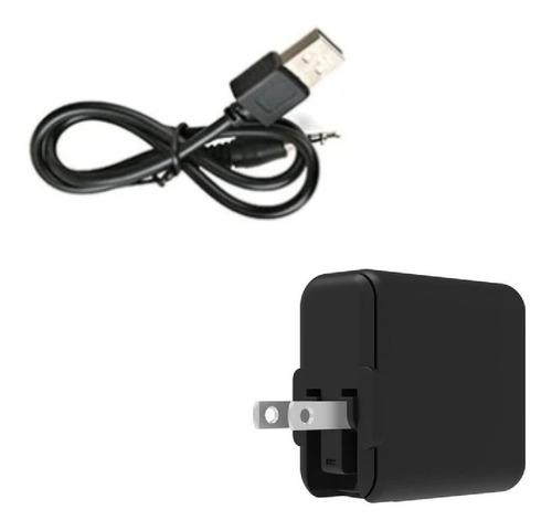 Cable Y Cargador Para Intercomunicador Bluetooth V6-1200