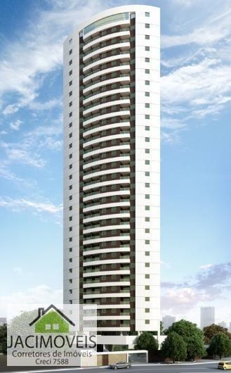 Apartamento Para Venda Em Recife, Boa Viagem, 2 Dormitórios, 1 Suíte, 3 Banheiros, 1 Vaga - Ja158_1-893605