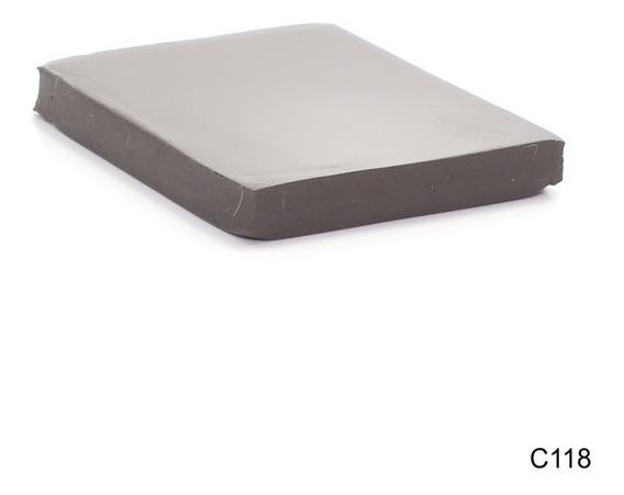 Dissipador Térmico De Silicone 50x40x6 Mm