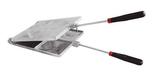 Sandwichera Tostador De Aluminio Para 4 Sandwichs/ Tostados