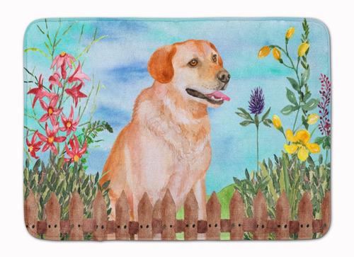 Caroline 's Treasures Labrador Retriever Primavera Alfomb
