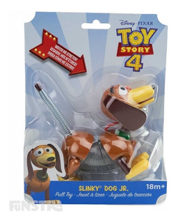 Slinky Dog Muñeco Toy Story Original Pequeño Perrito Resorte
