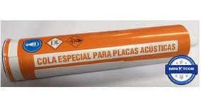 Cola Para Espuma Acustica - 1 Tubo 400grs Rende 3m²