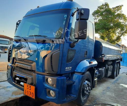 Caminhão Ford 2431 - 6x2 R