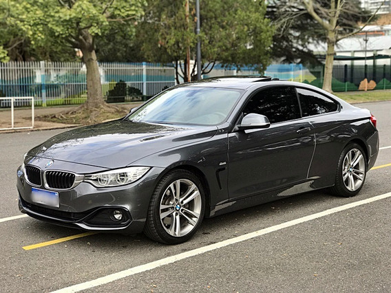 Bmw 430i Sportline At8 Coupe 2017