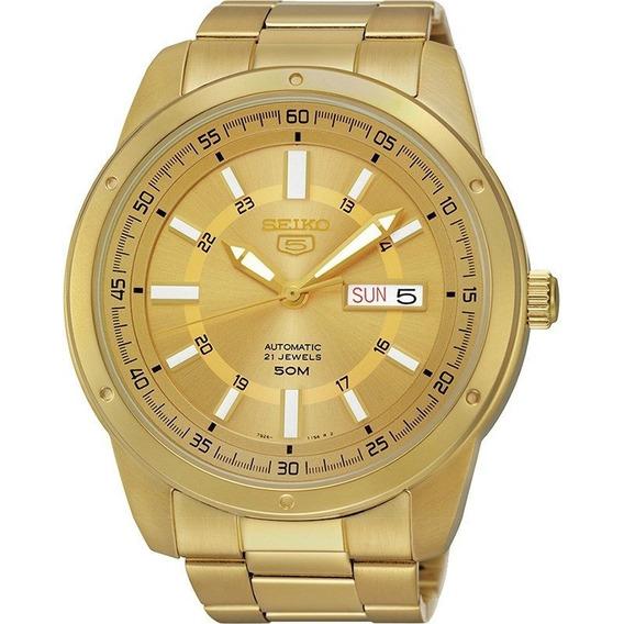 Relógio Seiko Masculino Automático Snkn18