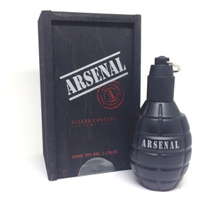 Arsenal Black Masculino Eau De Parfum 100ml