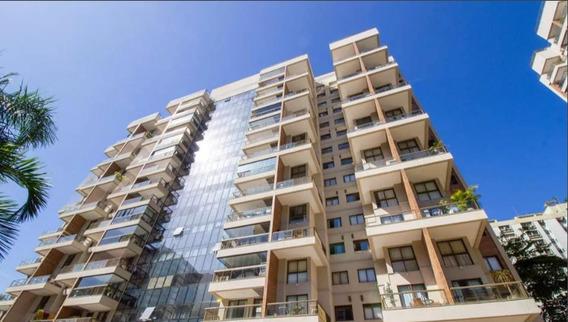 Apartamento Para Venda Em Rio De Janeiro, São Conrado, 2 Dormitórios, 2 Suítes, 3 Banheiros, 1 Vaga - Jjvintway_2-1059761