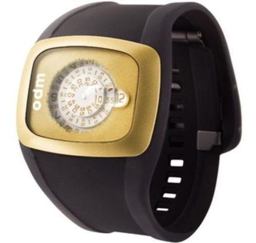 Relógio Odm Spin O.dd100-14 C/ Nota Fiscal E Garantia