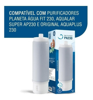 Refil Para Filtro 3m Aqualar Ap230 Com Rosca