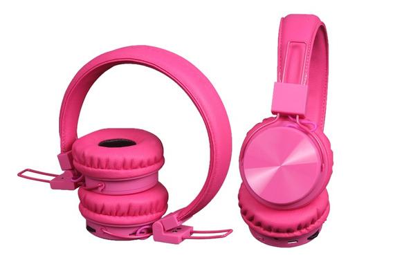 Headphone - Fone De Ouvido Colorido Bluetooth