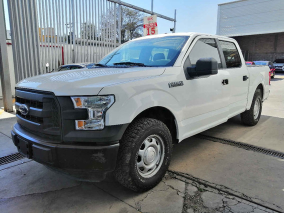 Ford F 150 2016 Xl Supercrew 4p