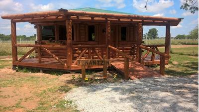 Cabaña De Troncos , Casa En Venta, Quinta En Venta . Escobar