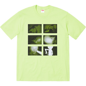 Playera Supreme Chris Cunningham Rubber Johnny Aphex Twin