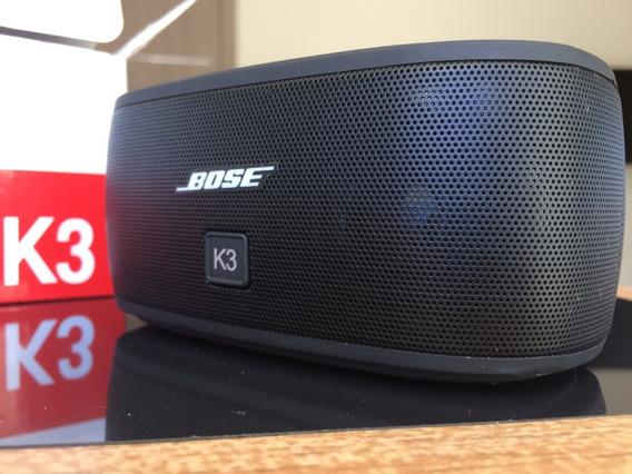 Caixa De Som Bose K3 Bluetooth