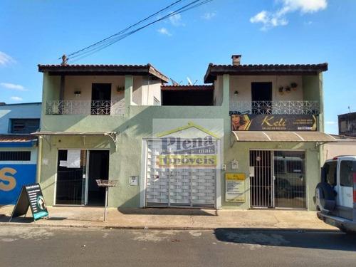 Sobrado Com 2 Dormitórios À Venda, 420 M²  - Jardim Volobueff (nova Veneza) - Sumaré/sp - So0861