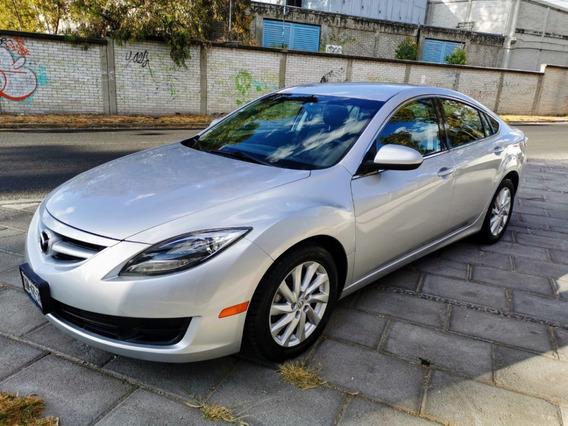 Mazda 6, 2013 4 Cil. 2.5 Excelente Manejo