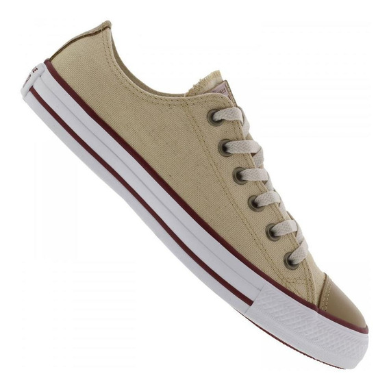 Tênis All Star Masculino Chuck Taylor Ct04360002 Casual Bege