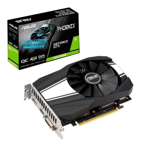 Asus Phoenix Geforce Gtx 1650 Super Oc Edition 4gb Gddr6