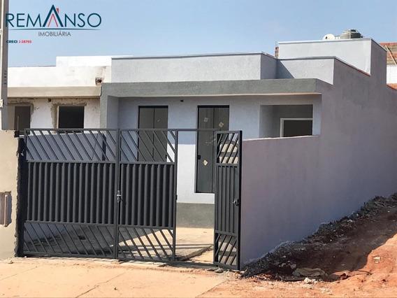Casa 02 Dorm - Novo Cambuí - Hortolândia - 201960