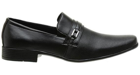 Sapato Social Masculino Casual Verniz Nocubk +cinto Promoção