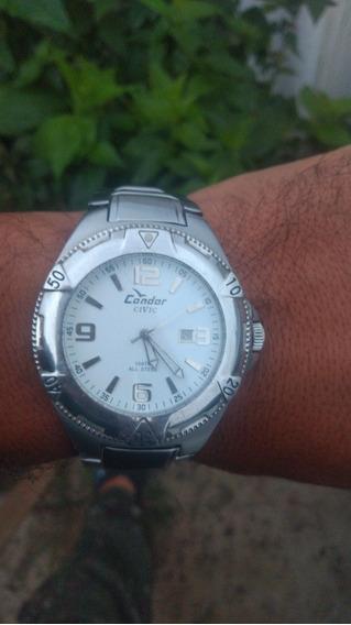 Relógio Condor Civic