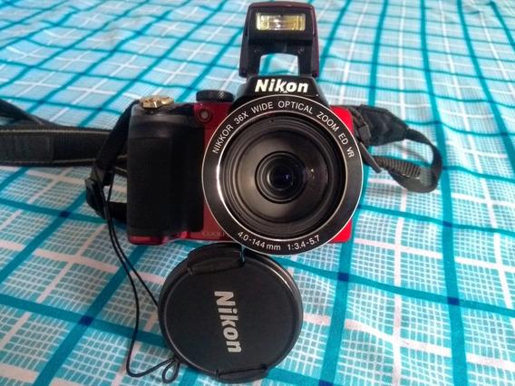 Câmera Nikon Semi-profissional Full Hd ( Filmagem Hd 1080p)
