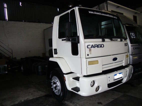 Ford Cargo 1517 / 2009 Chassi