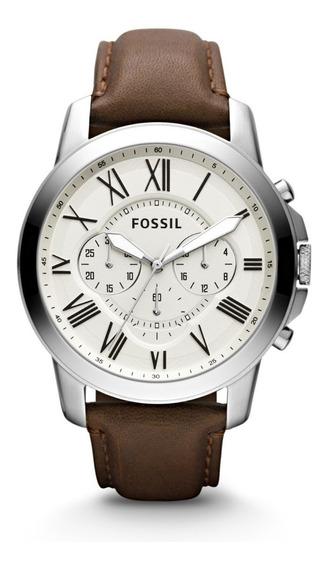 Fossil Fs4735 Reloj Caballero, Analogo, Por Kronocity
