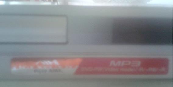 Reproductor De Dvd Mp3 Aiwa Xd-ax10